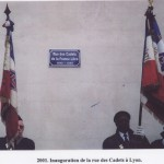 Lyon Rue des Cadets