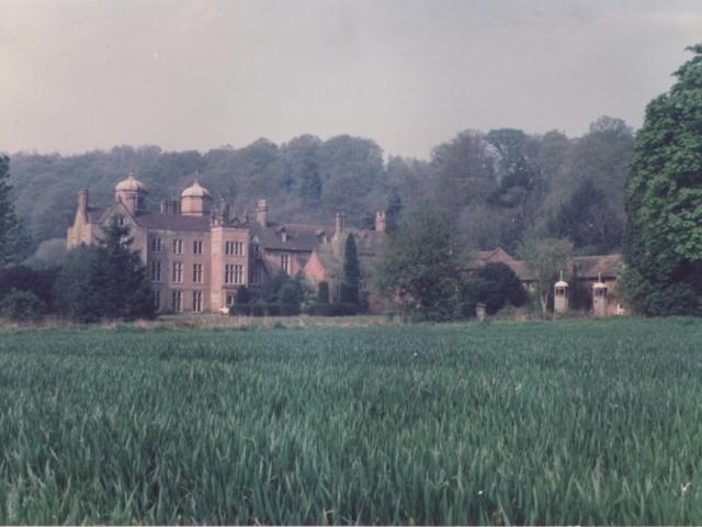 C'est dans ce manoir que l'Ecole des Cadets de la France Libre a été hébergée de Mai 1942 à Juin 1944