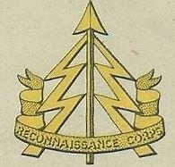 Jean WHAL avec le régiment écossais de reconnaissance