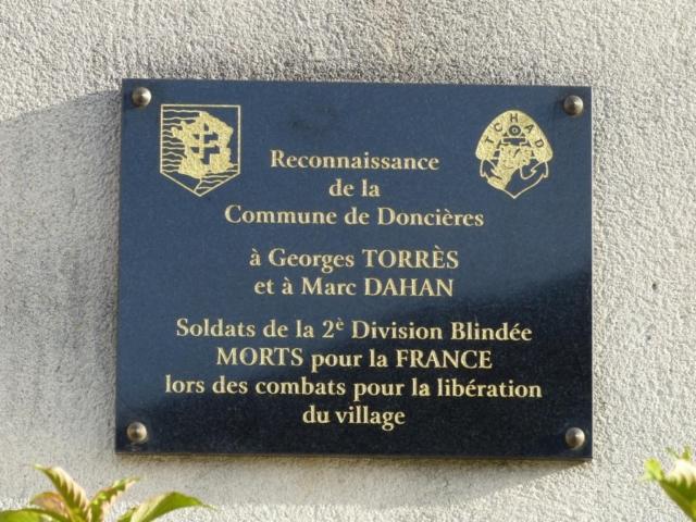 Georges TORRES à Doncières
