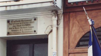 Jean-Claude CAMORS à Rennes