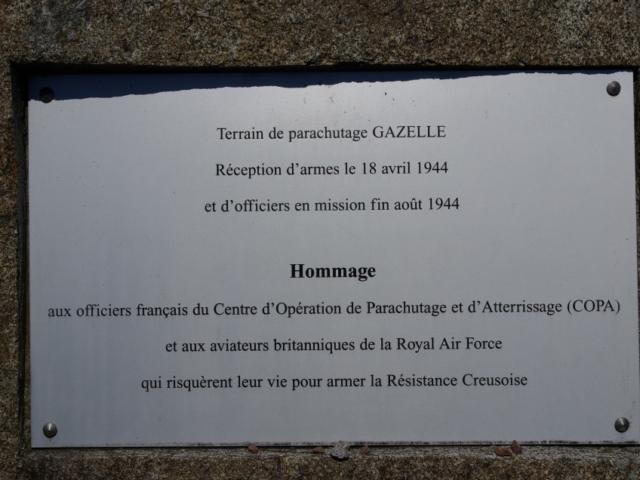 Plusieurs cadets ont été parachutés en 1944