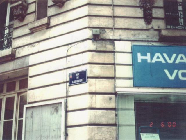 Rue GOURVILLE à Orléans