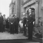 Sir AGNEW évoqua la fraternité d'armes Franco- Britannique.